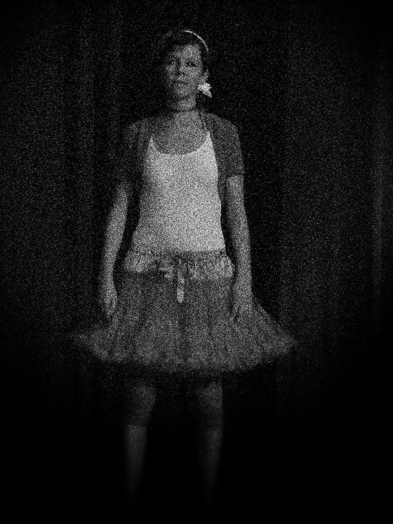 Danseuse triste
