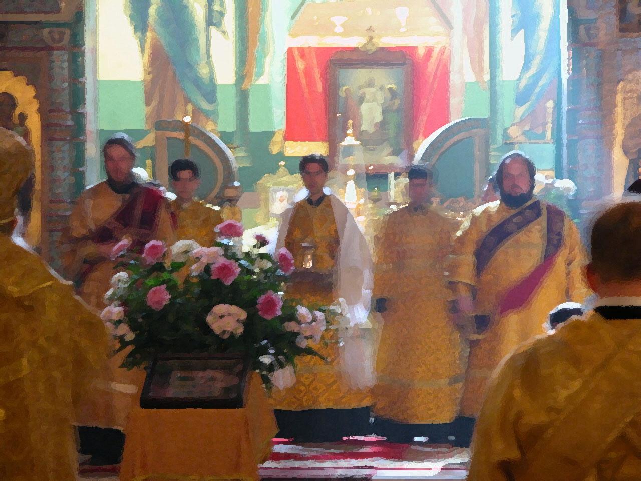 Culte orthodoxe
