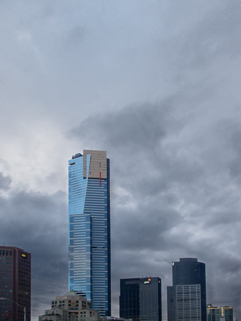 Avant l'orage