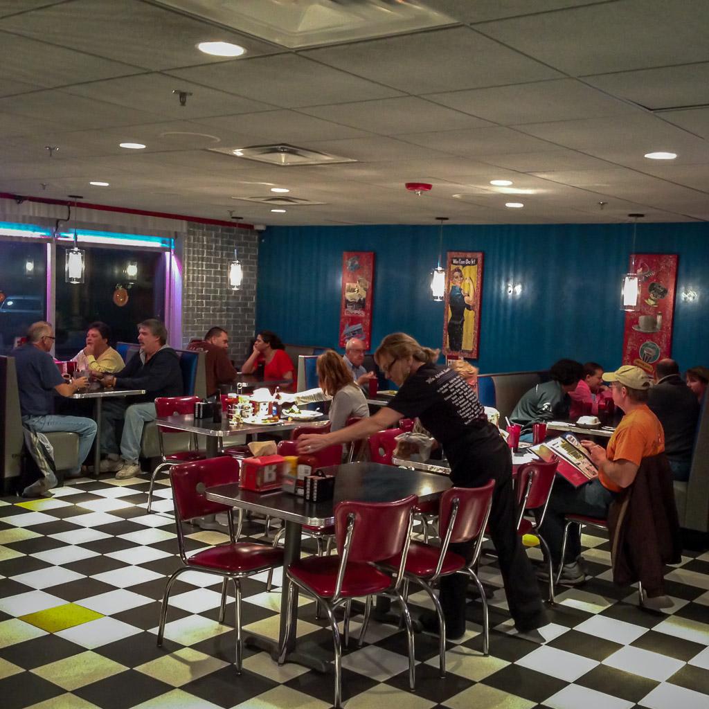 American diner 1