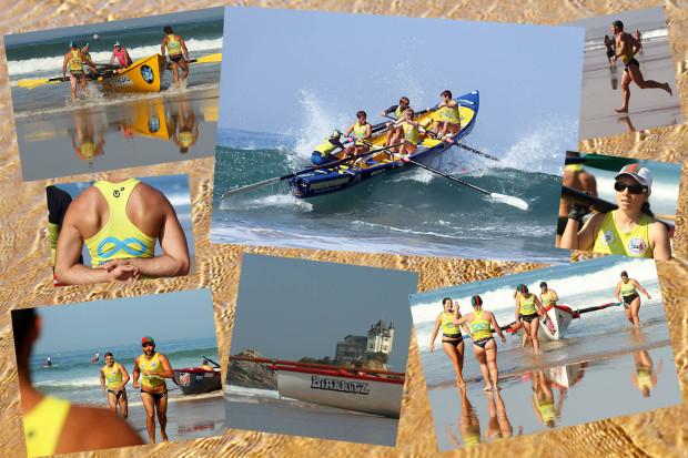 composition surf boat light