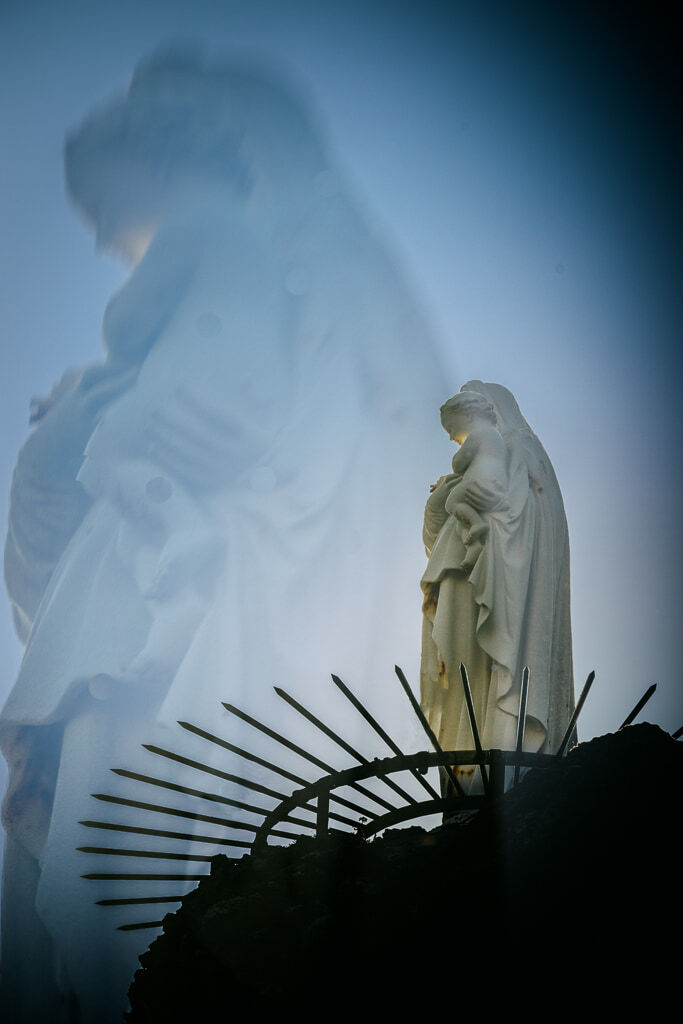 Rocher de la Vierge
